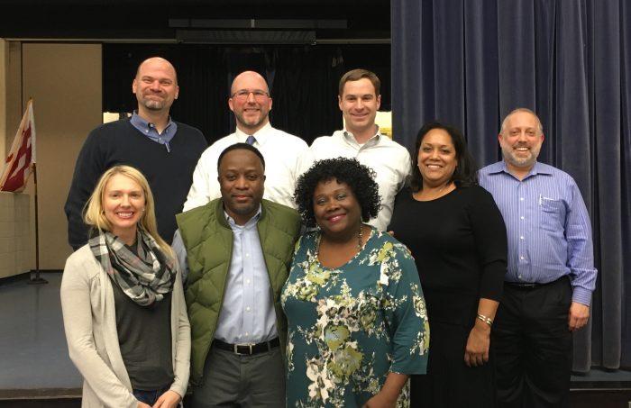 2017 ANC6A Commissioners